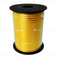 Лента золотая полоса бобина, желтый