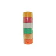 Скотч широкий 4,5см*10м разноцветный