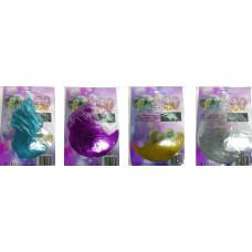 Шары воздушные с наполенением, 4 цвета